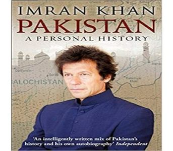 PAKISTAN A PERSONAL HISTORY Books By : Imran Khan