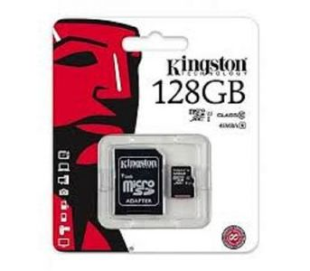 128 Gb Class 10 Micro Sd Card by Shop Tech