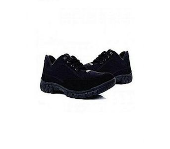Maximart Black Running Shoes For Men