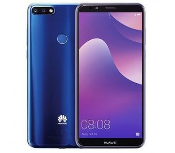 Huawei Y7 Prime 2018 Dual Sim (4G, 3GB, 32GB, Blue) 1 Year Official Warranty