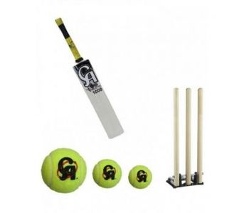 Tango Sports Pack of 5 - Cricket Kit - Multicolor