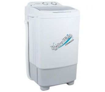 Kenwood Semi-Automatic Washing Machine - KWM899W - 8Kg - White