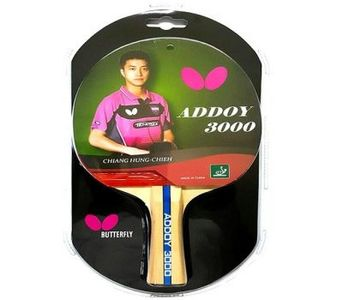 Butterfly Addoy 3000 Table Tennis Racket By Neuron Supplies