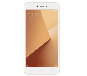 Xiaomi Note 5A Dual Sim (4G, 2GB RAM,ROM 16GB, Gold) Official Warranty