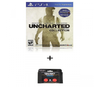 Uncharted The Nathan Drake Collection Ps4 Game Plus Kontrol Freek