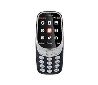 "Nokia 3310 (2017) - 2.4\"" - 2Mp - Dual Sim"