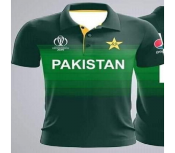 Original Cricket World Cup 2019 T-Shirt Pakistan
