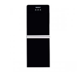Mehran Electronics -Karachi Orient Crystal Glass Door - 3 Taps - Water Dispenser - Black