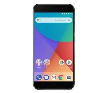 Xiaomi A1 Android One Dual Sim (4G, 4GB RAM, 64GB ROM, Black) Official Warranty
