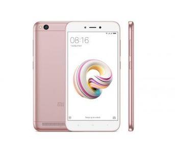 Xiaomi Redmi 5A HD Dual Sim (4G, 2GB RAM, 16GB, Rose Gold) 1 Year Official Warranty