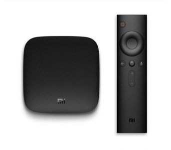 Xiaomi Mi Box 4K Android TV Box - Black