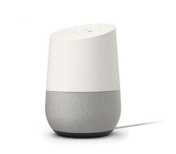 Google Home – Smart Speaker & Home Assistant – Chalk White