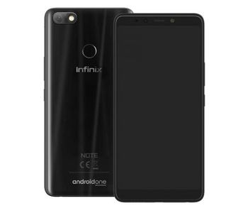 Infinix Note 5, 6.0 Inch Screen 4 GB RAM, 64 GB ROM Smartphone, Black