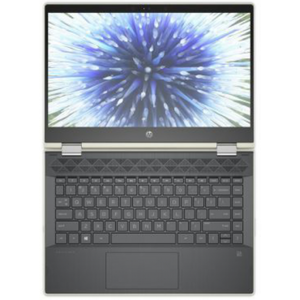 HP Pavilion 14 CD0053TU x360 - 8th Gen Ci5 04GB 500GB 14 HD 720p Touchscreen Convertible Win 10 Backlit KB B&O Play (Natural Silver  HP Direct Warranty)