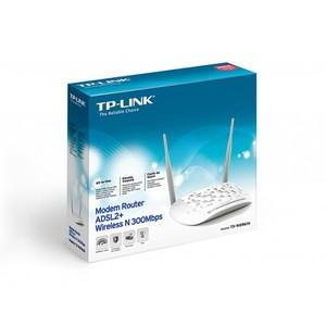 TP-Link TD-W8961N 300Mbps Wireless N ADSL2 + Modem Router