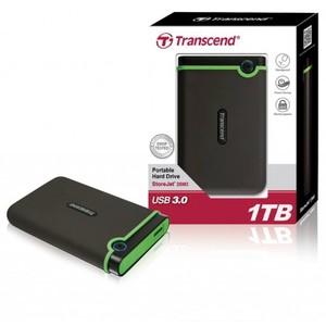 Transcend Digital Portable External Hard Drive M3 1TB