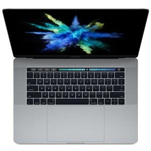 Apple Mac book Pro MPTR2 With Touch Bar - 7th Gen Ci7 16GB 256GB SSD 15.4Retina Display 2-GB Radeon Pro 555 Mac OS x Sierra (Space Gray - Mid 2017)