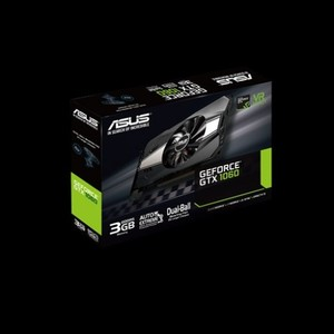 ASUS Phoenix GeForce GTX 1060 3GB GDDR5 Graphic Card