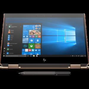Hp Spectre 13 AP0080TU X360 - Ci7 8th Gen (8565U) 8GB Ram 512GB SSD 13.3 Full HD TouchScreen Windows 10 Home (Hp Card Warranty  Dark Ash Silver)