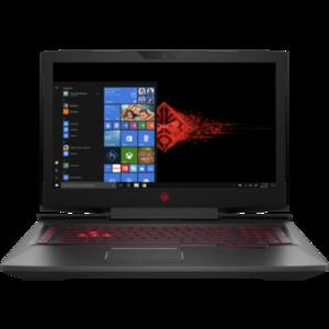 HP Omen 17 AN008ca - 7th Gen Ci7 QuadCore 12GB 1TB+128GB SSD 6-GB Nvidia Geforce GTX1060 17.3 Full HD IPS LED Win10 Backlit KB B&O Speakers (Certified Refurbished)