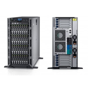 Dell PowerEdge T630 E5-2609 v4  1U  3.5 x 8  1x8GB  1TB  H730 1GBNV Cache Raid  Controller 750W RPS DOS 3 Years Dell Warranty