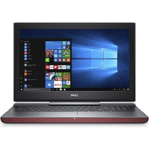 Dell Inspiron 15 7577 - 7th Gen Ci7 QC 16GB 1TB + 128GB SSD 6-GB Nvidia Geforce GTX1060 GDDR5 With MAX-Q Design Technology 15.6 Full HD IPS 1080p Backlit KB (Black Certified Referbished)