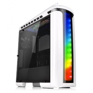 Thermaltake Versa C22 RGB ATX Mid-Tower Chassis Snow Addition Without PSU