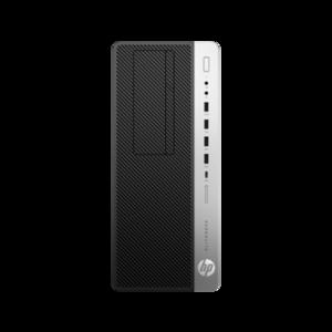 Hp Elitedesk 800 G4 MT - Ci7 8th Gen 4GB 1TB Intel Q370 DVD-RW Keyboard / Mouse (1 Year Card Warranty)