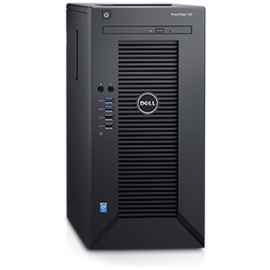 PowerEdge T30 Mini Tower Server Xeon® E3-1225 v5 8MB 8GB 1TB DOS 3 Year Dell Warranty
