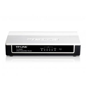 TP-Link TL-R402M 1 WAN port + 4 LAN ports  Cable/DSL Router