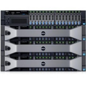 PowerEdge R730-2U- E5-2620 v4   2U  3.5 x8 8GB DDR4  300GB SAS  H730 1GB PERC Sliding Rails with Cable Arm Management  Bezel  750W RPS 3 Year Dell Warranty