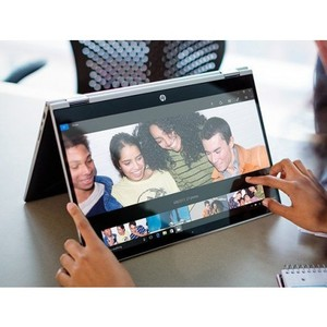 HP Pavilion 14 CD1011TU X360 - 8th Gen Ci5 04GB 500GB 14 HD AG LED SVA wHDC slim WIn10 Home TouchScreen (Natural Silver  HP Direct Local Warranty)