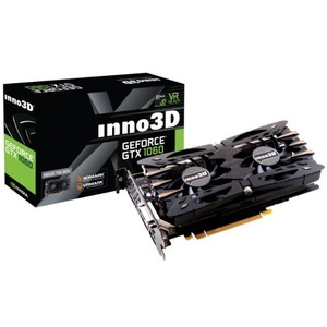 INNO3D GeForce GTX 1060 6GB X2 GDDR5 Graphic Card