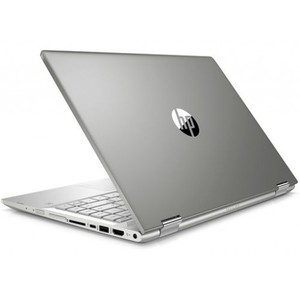 HP Pavilion 14 CD0008ca x360 - 8th Gen Ci5 08GB 256GB SSD 14 Full HD IPS 1080p Touchscreen Convertible Win 10 Backlit KB B&O Play (Platinum Silver  Certified Refurbished)