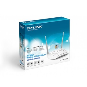 TP-Link TD-W8968 300Mbps Wireless N ADSL2 + Modem Router