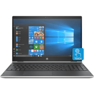 HP Pavilion x360 15 - CR0052od - 8th Gen Ci7 QuadCore 8GB 256GB SSD 15.6 Full HD Touchscreen Convertible Win 10 Backlit KB (Golden  Certified Refurbished)