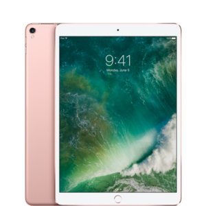 Apple iPad Pro - 256GB 12MP Camera (10.5) Retina Display Wi-Fi (Gold/Slvr/R.Gold)