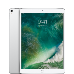 Apple iPad Pro - 64GB 12MP Camera (10.5) Retina Display Wi-Fi (Silver/R.Gold)
