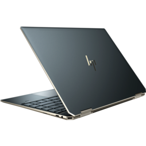 HP Spectre x360 Convertible 13 AP0078TU Whiskey Lake Microarchitecture - 8th Gen Ci7 QuadCore 08GB 256GB SSD 13.3 Full HD 1080p Touchscreen Convertible Backlit KB B&O Play W10 (Poseidon Blue  HP Direct Local Warranty)