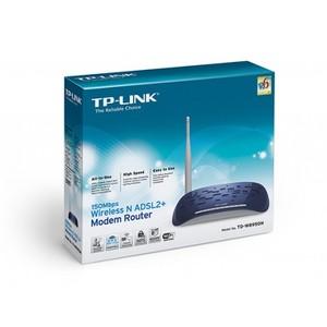 TP-Link TD-W8950N 150Mbps Wireless N ADSL2 + Modem Router