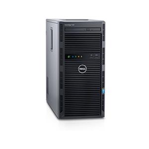 Dell PowerEdge T130 Tower Server - 3.5 x 4  Xeon E3-1225 v5   8GB   1TB SATA  PERC H330 Raid Controller  DOS 3 Year Dell Warranty