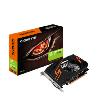 Gigabyte Nvidia Geforce GTX 1030 2GB GDDR5 Graphic Card OC Edition (GV-N1030OC-2GDI)