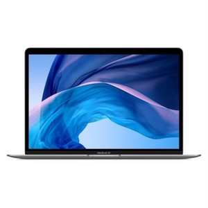 Apple MacBook Air MRE82 - 8th Gen Ci5 DualCore 08GB 128GB SSD 13.3 IPS Retina Display Backlit KB Touch-ID & Force Touch Trackpad (Space Gray  2018)