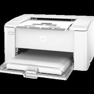 HP Laser Jet Pro M102a Printer  (Card Warranty)