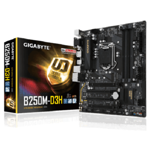 Gigabyte GA-B250M-D3H Motherboard