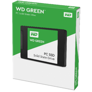Western Digital SSD 120GB (2.5 7mm)