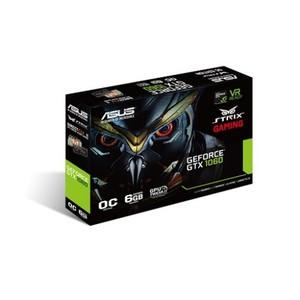 Asus Nvidia Geforce GTX 1060 Rog STRIX 6GB GDDR5 Graphic Card