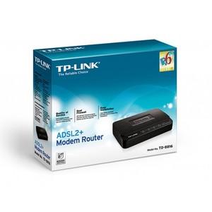 TP-Link TD-8816 1-port ADSL2 + Modem Router