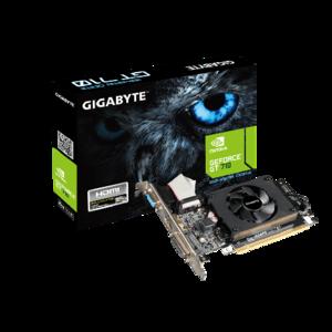 GigaByte Nvidia GT 710 2GB GDDR3 Graphic Card