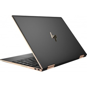 HP Spectre x360 Convertible 13 AE013DX With HP Active PEN - 8th Gen Ci7 QuadCore 16GB 512GB SSD W10 B&O Speakers 13.3 4K Display Touchscreen Backlit KB (Dark Ash  Certified Refurbished)